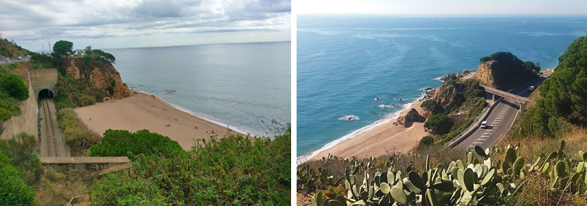 Пляж Рока-Гросса