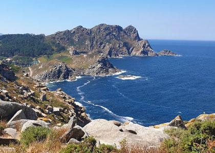 Вид на пляж Ла-Родас