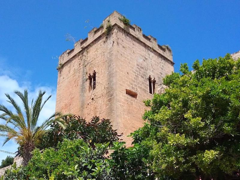 Замок Дения