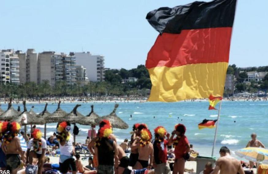 Немцы в Испании