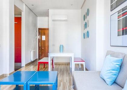 Апартаменты в Mola Suites
