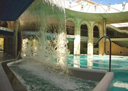 Бассейн в Palacio del Agua