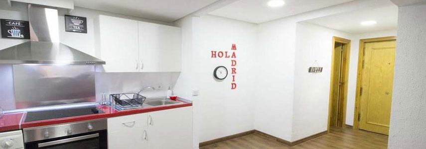 Гостиница Hola Madrid