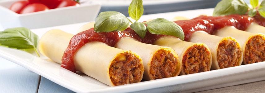 Каннеллони блюдо рецепт