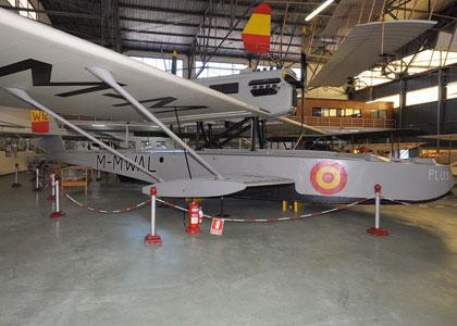 Летающая лодка Dornie Wal