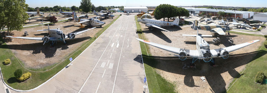 Мадридский музей авиации