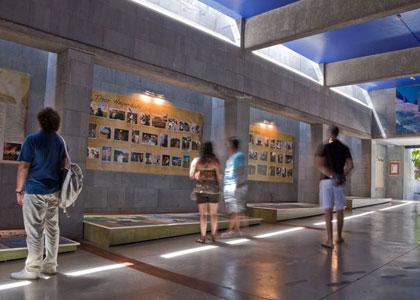 Музей пирамид Гуимар