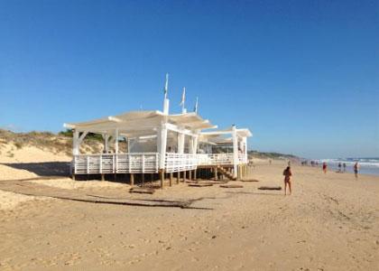 На пляже Барроса