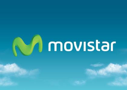 Оператор мобильной связи Movistar