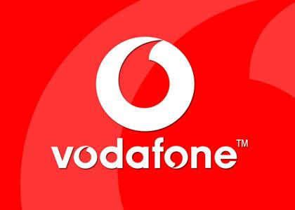Оператор мобильной связи Vodafone