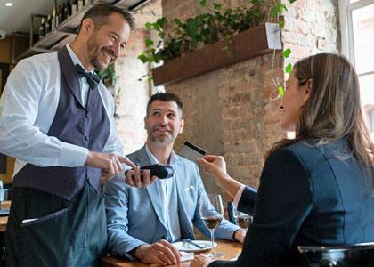 Оплата в ресторанах Тенерифе