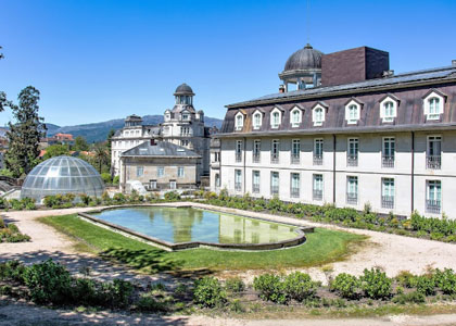 Открытый бассейн в Palacio del Agua
