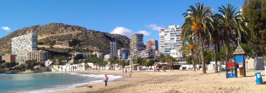 Пляж Альбуферета