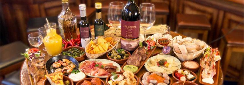 Праздничные блюда каталонской кухни
