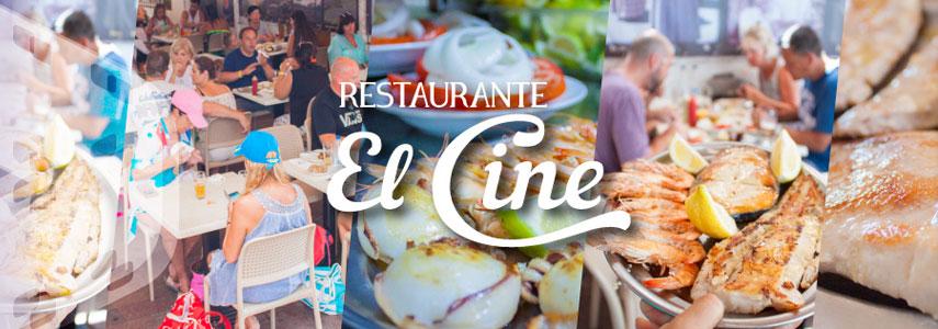 Ресторан El Cine