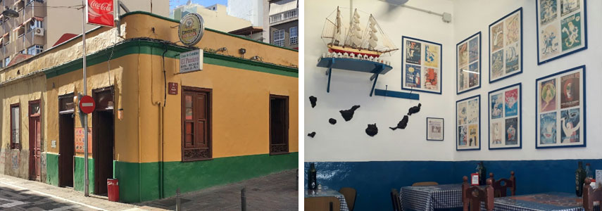 Ресторан El Puntero