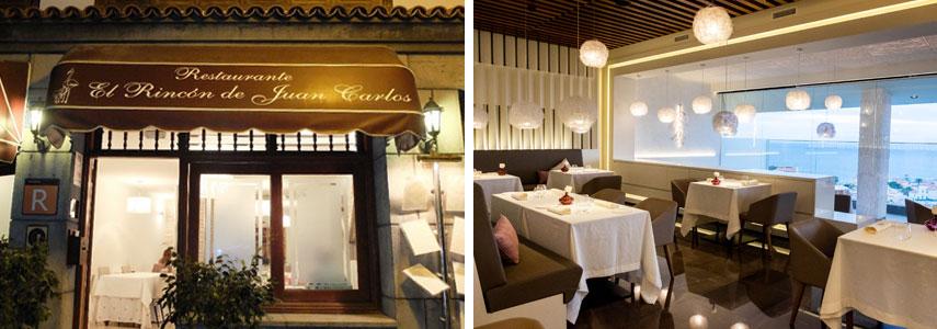 Ресторан El Rincón de Juan Carlos