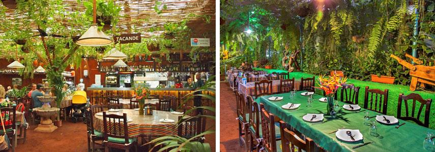 Ресторан Guachinche El Cordero