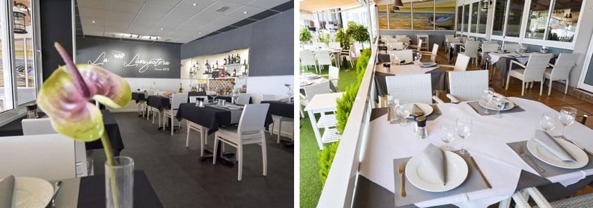 Ресторан La Langostera
