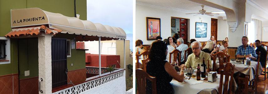 Ресторан La Pimienta