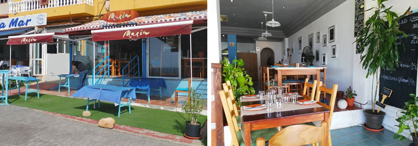 Ресторан Maria Restaurante Cafe