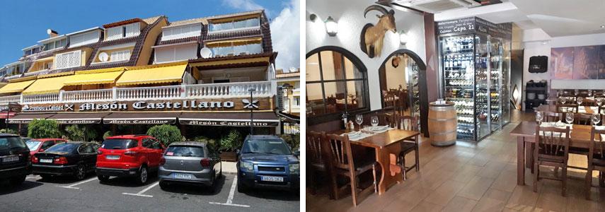 Ресторан Meson Castellano