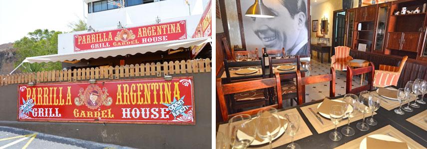 Ресторан Parilla Argentina Gardel