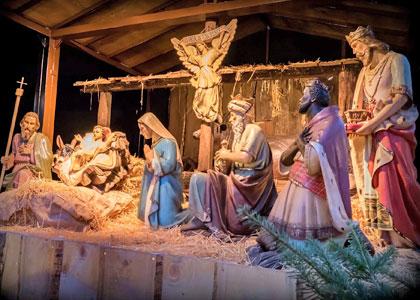 Рождение Иисуса Христа вертеп