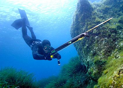 Рыбалка на Тенерифе дайвинг