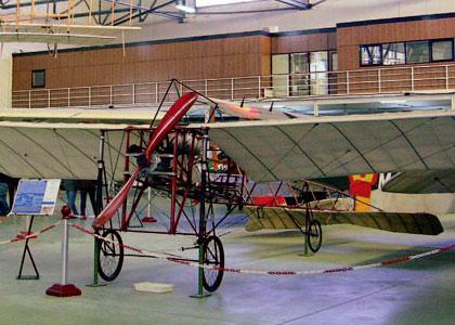 Самолет Vilanova-Acedo