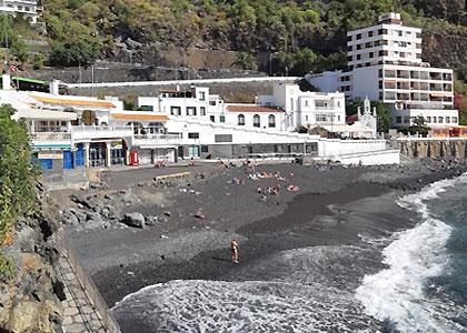 Спуск к пляжу Плайя Сан-Маркос