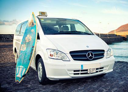 Такси на Тенерифе