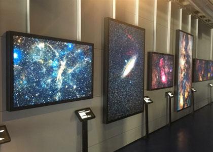 В планетарии Мадрида