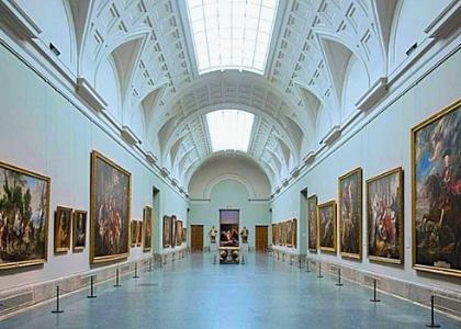 Экспонаты в музее