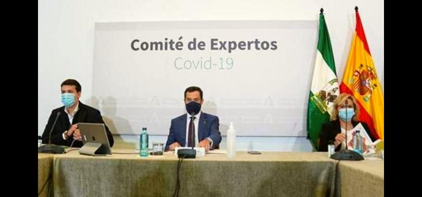 Границы провинций Андалусии откроются с 29 апреля
