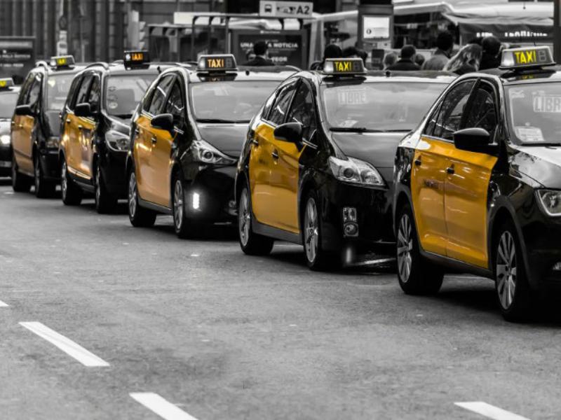 Такси Барселоны