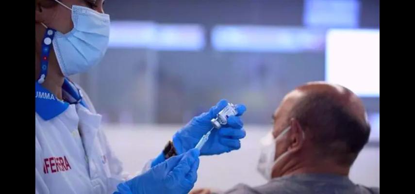 испытаний комбинированной вакцины в Испании