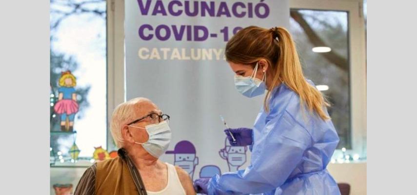 вакцинации пожилых людей