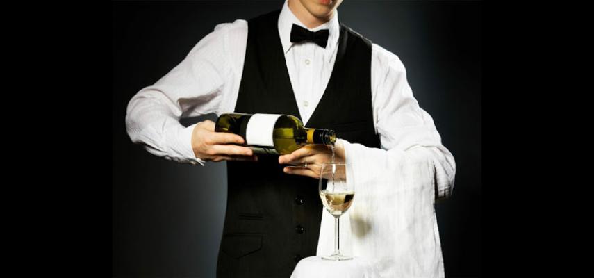 Коварный официант