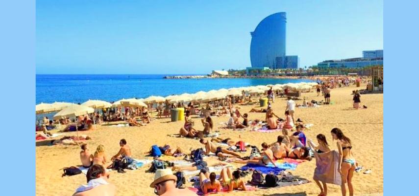 Петиция о запрете курения на всех пляжах Испании