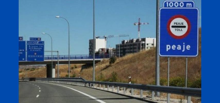 Платные дороги в Испании