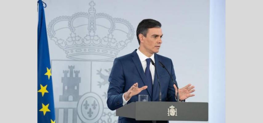 Премьер-министр Педро Санчес