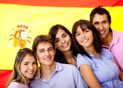 Доброжелательные испанцы