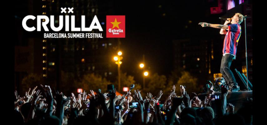 фестиваль Cruïlla в Барселоне