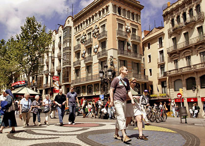 Нахождение в Испании на легальных основаниях