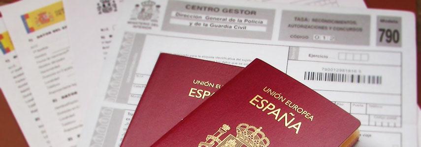 Необходимые документы для ВНЖ в испании