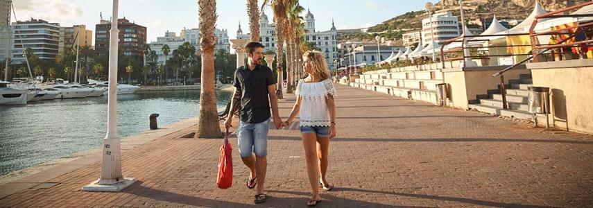Пребывание на территории Испании круглый год