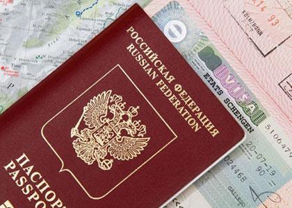 Продленная виза типа D бизнес виза
