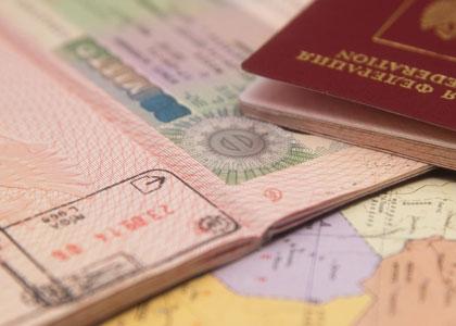 Продленная виза типа E
