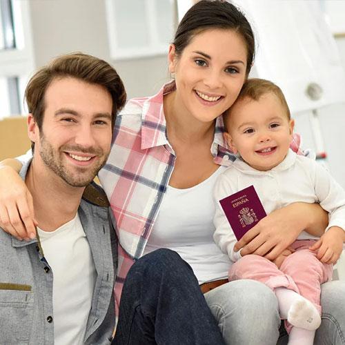 Соединение с членами семьи